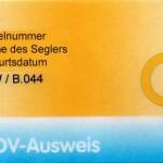 DODV-Mitgliedsausweis